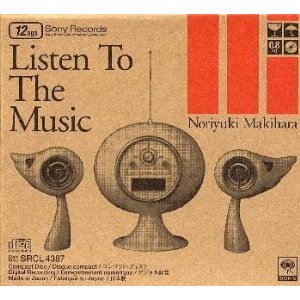 槇原敬之 :  Listen To The Music (1998)